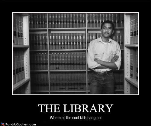 political-pictures-barack-obama-library-cool